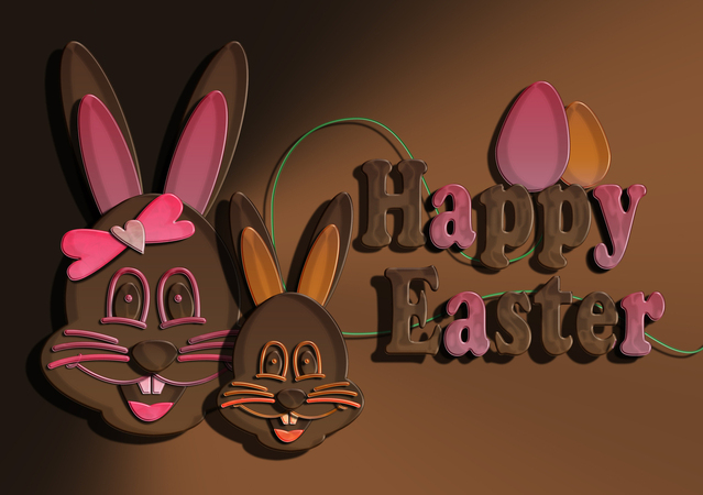 chocolate-easter-bunny-mother